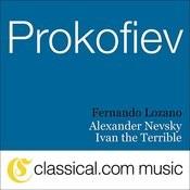 Sergey Prokofiev, Alexander Nevsky, Op. 78 Songs