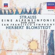 Strauss, R.: Eine Alpensinfonie;  Don Juan Songs
