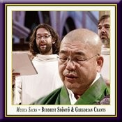 Musica Sacra: Buddhist & Gregorian Chants Songs