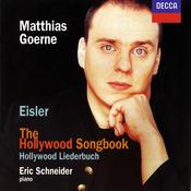 Eisler: The Hollywood Songbook Songs