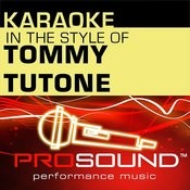 867-5309 Jenny (Karaoke Instrumental Track)[In The Style Of Tommy Tutone] Song
