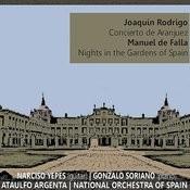 Rodrigo: Concierto De Aranjuez - De Falla: Nights In The Gardens Of Spain Songs