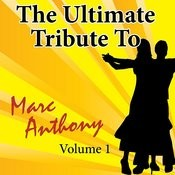 The Ultimate Tribute To Marc Anthony Vol. 1 Songs