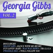 Georgia Gibbs Vol.2 Songs