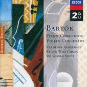 Bartók: Piano Concertos; Violin Concertos Songs