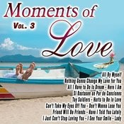 Moments Of Love Vol.3 Songs
