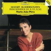 Mozart: Piano Sonatas K.310, K.333 & K.545 Songs