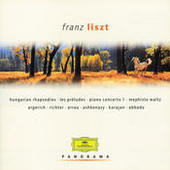 Liszt: Piano Concerto No.1; Piano Sonata in B (2 CDs) Songs