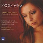 Romantic Works for Viola Songs
