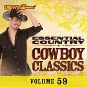 Essential Country: Cowboy Classics, Vol. 59 Songs