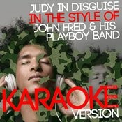 Judy In Disguise (In The Style Of John Fred & His Playboy Band) [Karaoke Version] - Single Songs