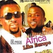 Africa Like Europe Songs