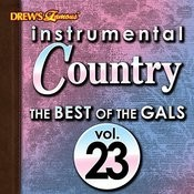 Instrumental Country: The Best Of The Gals, Vol. 23 Songs