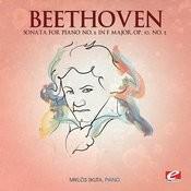 Beethoven: Sonata For Piano No. 6 In F Major, Op. 10, No. 2 (Digitally Remastered) Songs