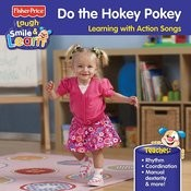 Do The Hokey Pokey: Learning With Action Songs Songs