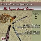 Anton Reicha: Quintet - Franz Danzi: Quintetto No. 3 Songs