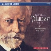 Tchaikovsky: Piano Concerto No. 1, Violin Concerto Songs