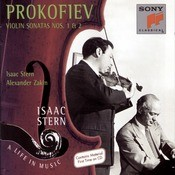 Prokofiev:  Violin Sonatas Songs