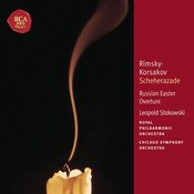 Rimsky-Korsakov: Scheherazade; Russian Easter Overture: Classic Library Series Songs