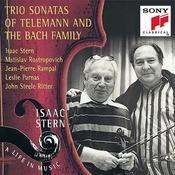 Bach/Telemann: Trio Sonatas Songs