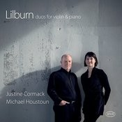 Lilburn - Duos For Violin & Piano Songs