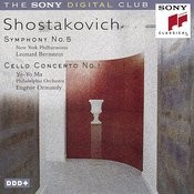 Shostakovich: Symphony No. 5, Cello Concerto Songs