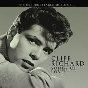 Cliff Richard… Songs Of Love Songs