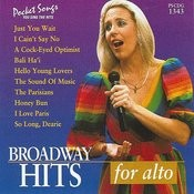 The Broadway Hits For Alto Songs