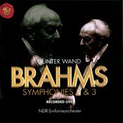 J. Brahms: Symphonies Nos. 2 & 3 Songs