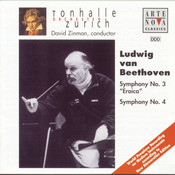 Beethoven: Symphonies Nos. 3 & 4 Songs