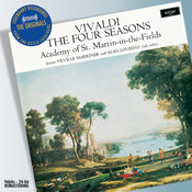 Vivaldi: The Four Seasons etc Songs