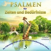Psalmen Für Zeiten Und Bedürfnisse, Vol. 5 Songs