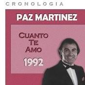 Paz Martínez Cronología - Cuanto Te Amo (1992) Songs