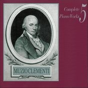 Muzio Clementi: Complete Piano Works, Vol. 5 Songs
