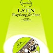 Latin Playalong For Flute Songs
