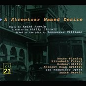 Previn: A Streetcar Named Desire (3 Cds) Songs