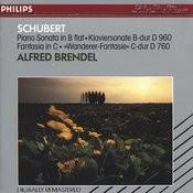 Schubert: Piano Sonata In B Flat; Fantasy In C Songs