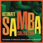 Ultimate Samba Collection - 1CD Camden compilation Songs