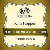 Peace In The Midst Of The Storm (Studio Track) Songs