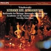 Tchaikovsky: Nutcracker Suite; Serenade For Strings Songs