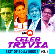 Celeb Trivia - Best Of Bollywood ! Vol.1 Songs