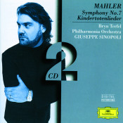 Mahler Symphony No 7 Songs On The Death Of Children Songs
