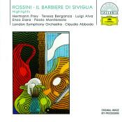Rossini: Il Barbiere di Siviglia (Highlights) Songs