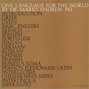 One Language For The World Songs