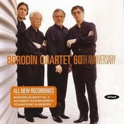 Borodin Quartet 60th Anniversary Songs