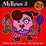 My Tunes 3 - Quality Children's Music That Stimulates Fun & Learning Songs