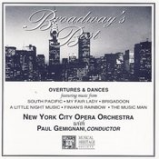 Broadway's Best Songs