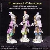 Romanze Of Weissenborn Songs