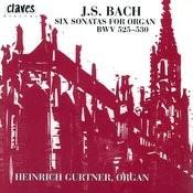 Johann Sebastian Bach: Six Sonatas For Organ, BWV 525-530 Songs