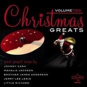 Christmas Greats, Vol. 2 Songs